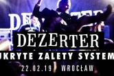 Dezerter & Pochwalone - Wrocław