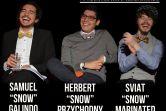 World-Wide Comedy Presents... - Wrocław
