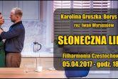 Słoneczna Linia - Karolina Gruszka i Borys Szyc - Częstochowa
