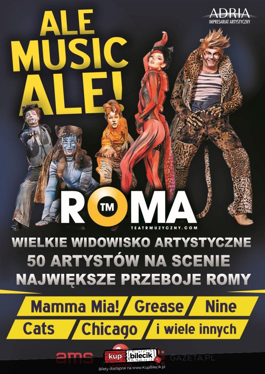 Ale Musicale - najwiÄ™ksze show Teatru Roma!