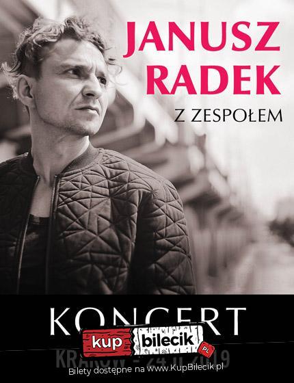 Janusz Radek Kraków 2019 02 24 1800 Kup Bilet