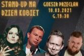 Stand-Up: Błachnio, Usewicz, Jachimek, Pałubski - Przecław k/Szczecina