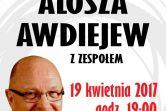 Alosza Awdiejew - Warszawa