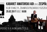 Inauguracja Szczecińskiej Sceny Komediowej- Kabaret amatorski ADI + Strunsi