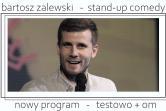 Bartosz Zalewski - Stand-Up - Kraków