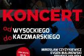 Od Wysockiego do Kaczmarskiego - Wrocław