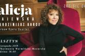 Alicja Majewska, Włodzimierz Korcz i Opera QUARTET - Olsztyn