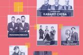 1,2,3... Kabaret - Warszawa