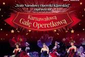 Koncert Karnawałowy  - Teatr Narodowy Operetki Kijowskiej Wielka Karnawałowa Gala