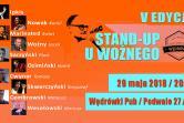 Stand-up u Woźnego and open Mic V Edycja