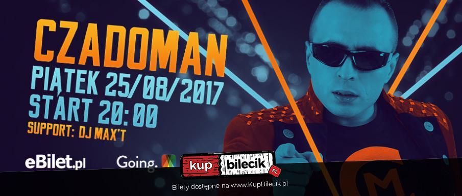 Czadoman: Warszawa / 2017-08-25 20:00 / 19503