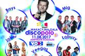 Wakacyjna Gala Disco Polo KOSZALIN - Koszalin